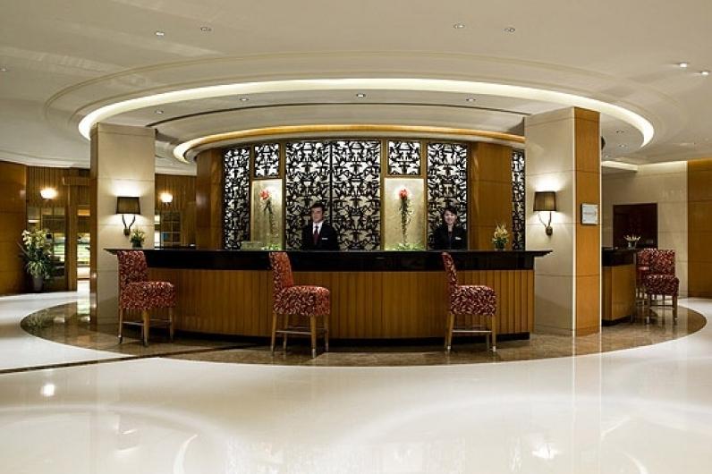 hotel mayfair shangai: