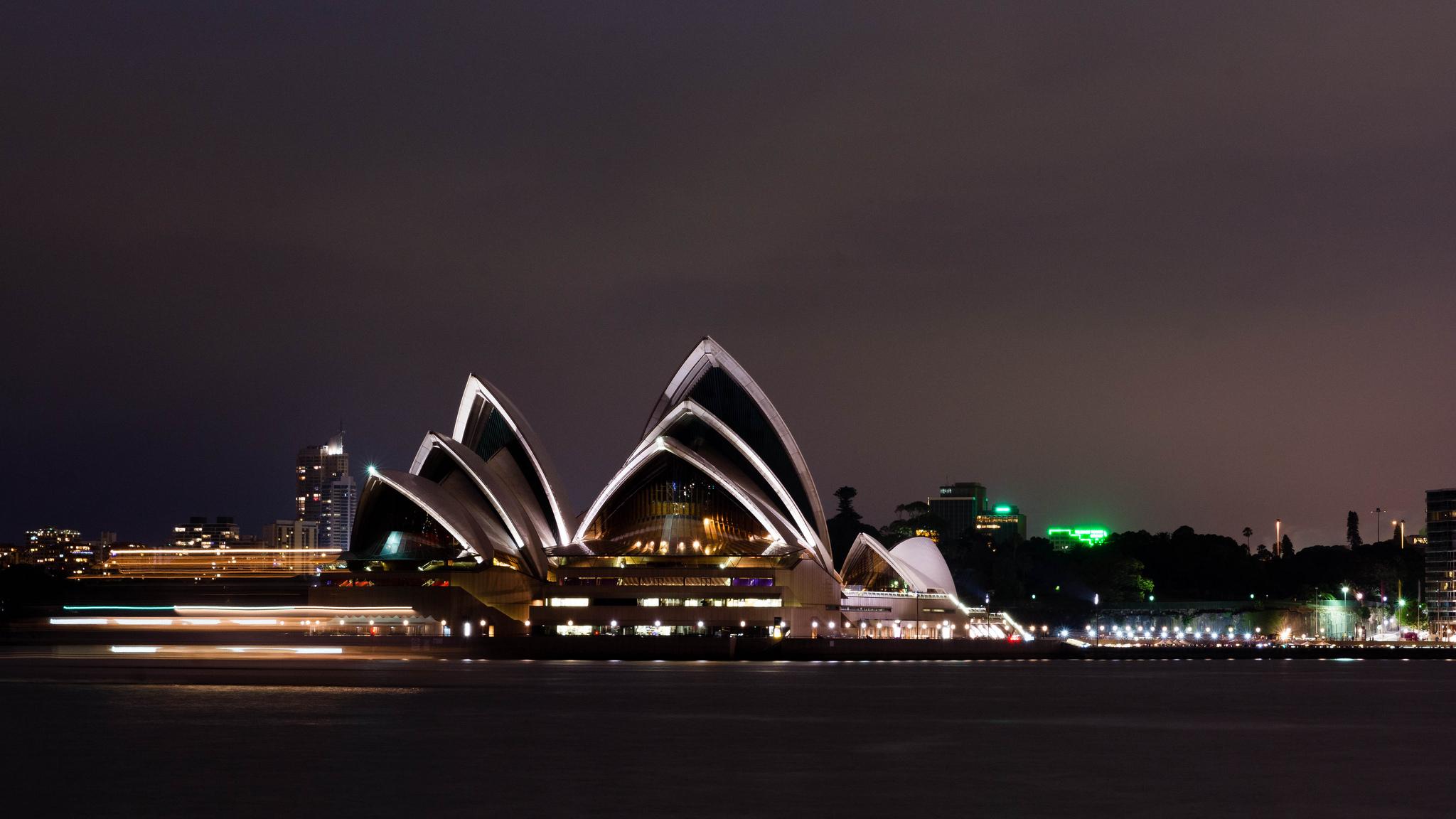 Sydney Opera House. Photo Credit: Nicki Mannix