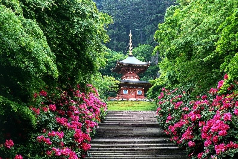 Katsuoji-Temple
