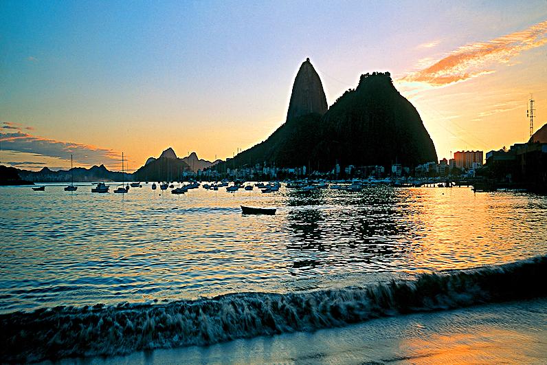 Enseada de Botafogo Botafogo Cove Cala de Botafogo