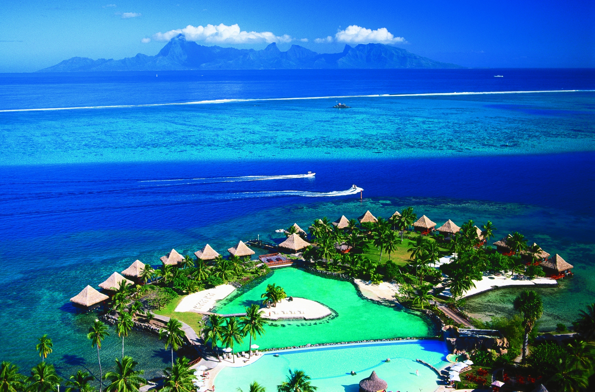 Luxury Hotels In Moorea